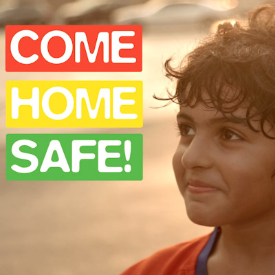 DP World - Come Home Safe