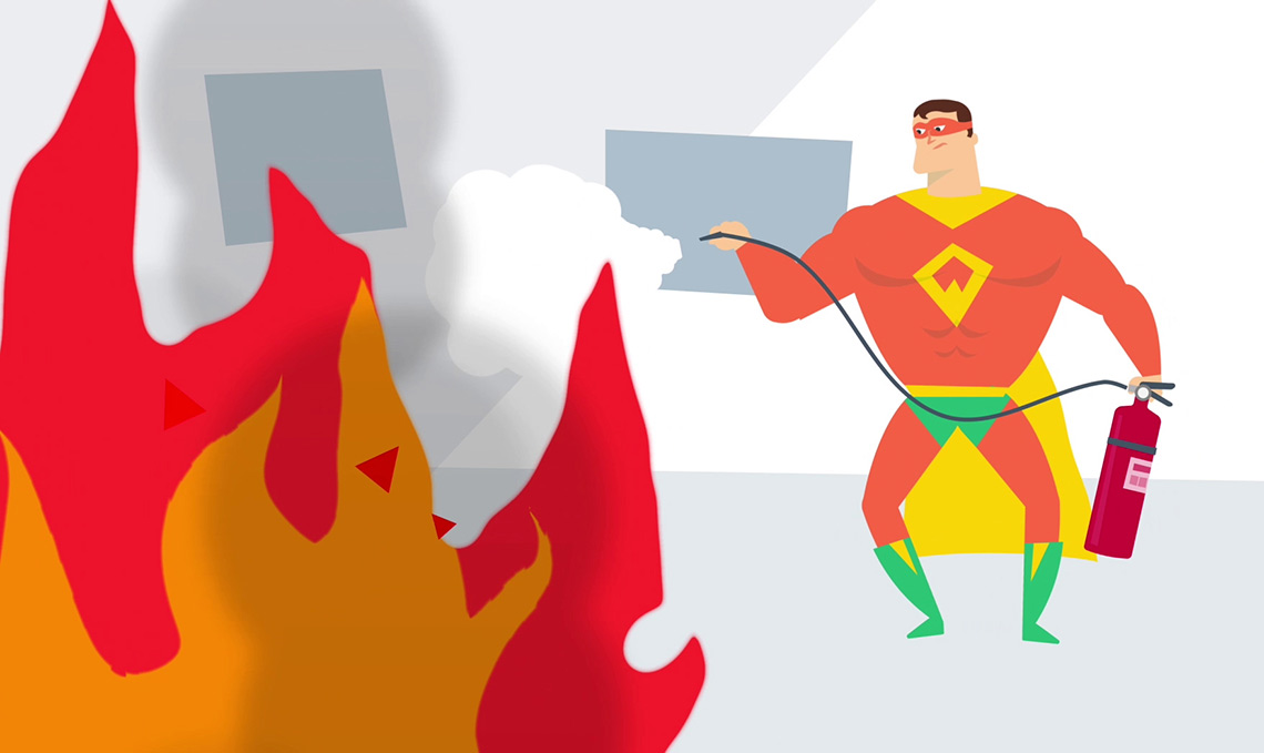 Plexus Super Hero Fire
