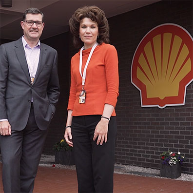 Shell - Gender Pay Gap