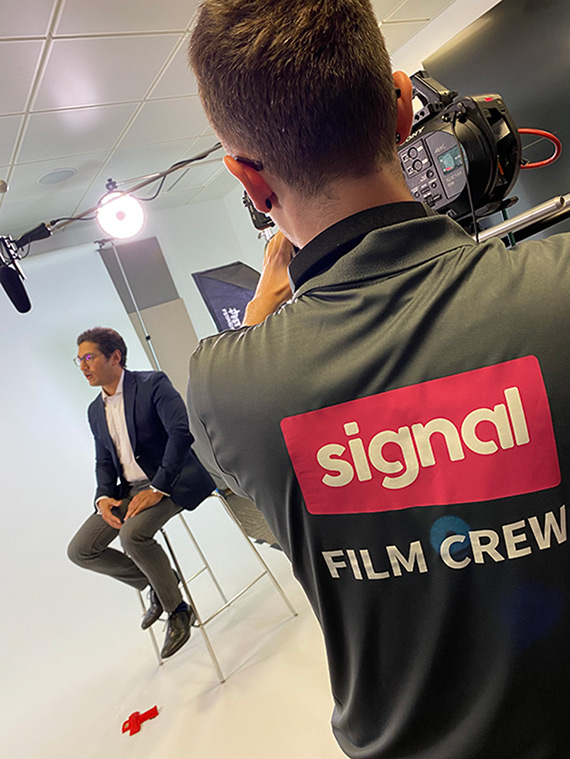 Signal Film Crew